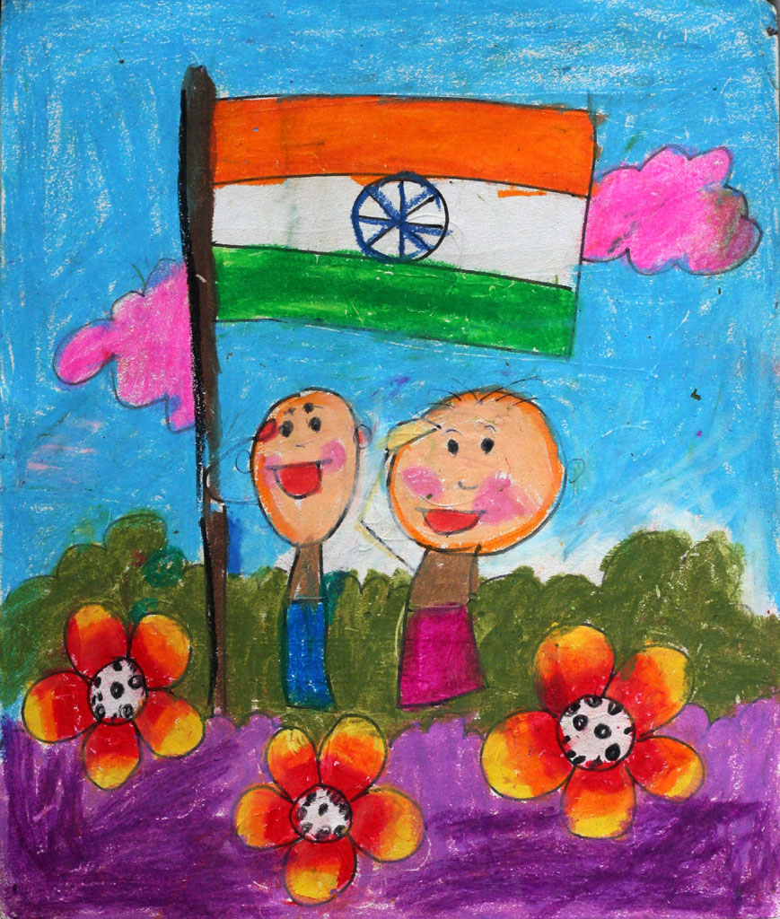 National Symbols Of India Colours Of National Symbols 2018 7th All