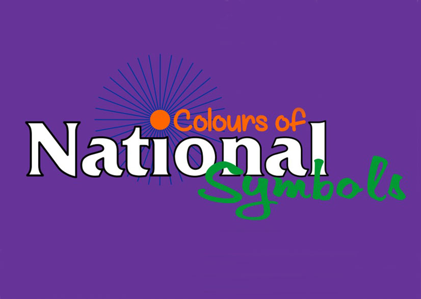 Logo Colours of National Symbols 2016