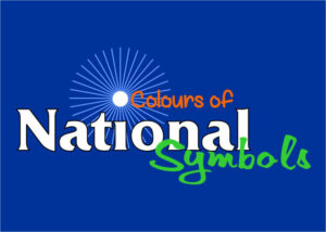 Logo Colours of National Symbols 2018