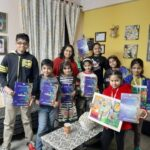Children Art Contest Colours of National 2018 (100)