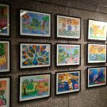 Children Art Contest Colours of National 2018 (84)